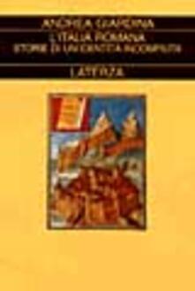 Winniearcher.com L' Italia romana. Storie di un'identità incompiuta Image