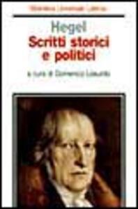 Scritti storici e politici