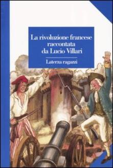 Daddyswing.es La rivoluzione francese raccontata da Lucio Villari Image