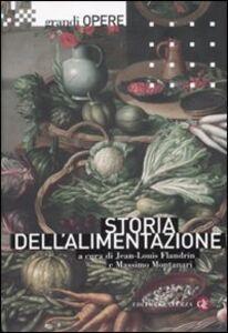Libro Storia dell'alimentazione. Vol. 1