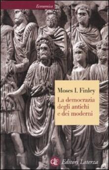 Antondemarirreguera.es La democrazia degli antichi e dei moderni Image