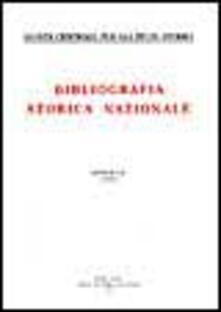 Secchiarapita.it Bibliografia storica nazionale (1993). Vol. 55 Image