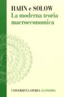 Criticalwinenotav.it La moderna teoria macroeconomica Image