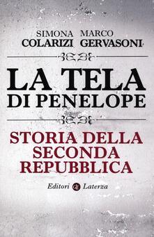 Milanospringparade.it La tela di Penelope. Storia della seconda Repubblica Image