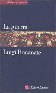 Libro La guerra Luigi Bonanate