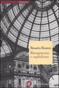 Libro Risorgimento e capitalismo Rosario Romeo