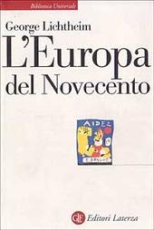 L' Europa del Novecento