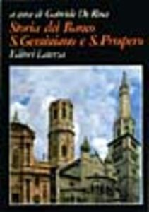 Libro Storia del Banco S. Geminiano e S. Prospero
