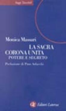 La sacra Corona Unita. Potere e segreto.pdf