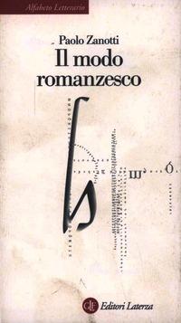 Il Il modo romanzesco - Zanotti Paolo - wuz.it