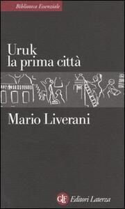 Uruk la prima città