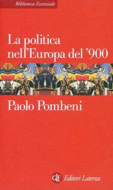 La politica nellEuropa del 900.pdf