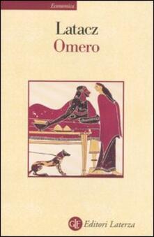 Winniearcher.com Omero. Il primo poeta dell'Occidente Image