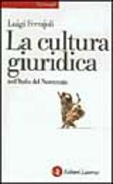 Voluntariadobaleares2014.es La cultura giuridica nell'Italia del Novecento Image