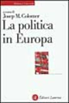 Listadelpopolo.it La politica in Europa Image