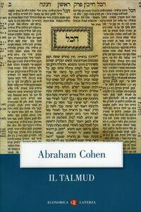 Libro Il Talmud Abraham Cohen