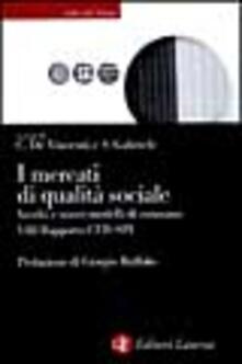 Camfeed.it I mercati di qualità sociale. Vecchi e nuovi modelli di consumo. 8º rapporto CER-SPI Image