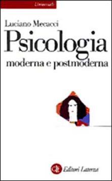 Lpgcsostenible.es Psicologia moderna e postmoderna Image