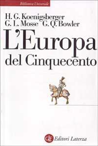 L' Europa del Cinquecento
