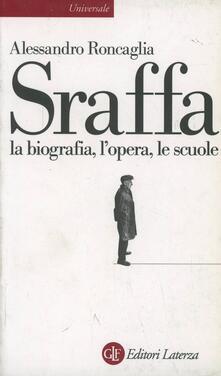 Aboutschuster.de Sraffa. La biografia, l'opera, le scuole Image