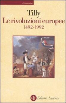 Equilibrifestival.it Le rivoluzioni europee 1492-1992 Image