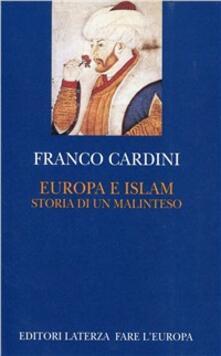 Writersfactory.it Europa e Islam. Storia di un malinteso Image