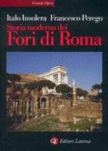 Storia moderna dei Fori di Roma.pdf