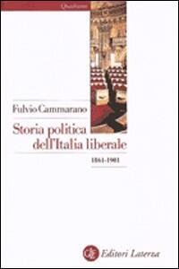 Storia politica dell'Italia liberale (1861-1901)
