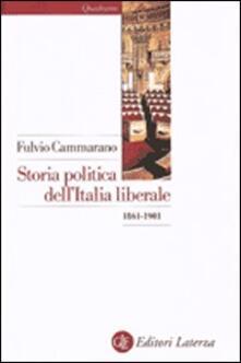 Promoartpalermo.it Storia politica dell'Italia liberale (1861-1901) Image