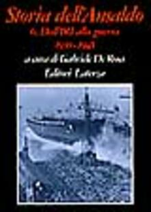 Osteriacasadimare.it Storia dell'Ansaldo. Vol. 6: Dall'IRI alla guerra (1930-1945). Image