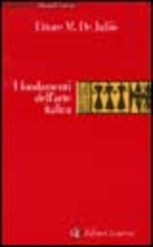 Antondemarirreguera.es I fondamenti dell'arte italica Image