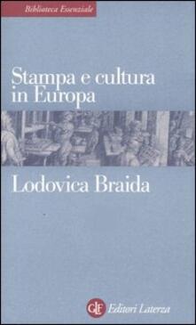 Aboutschuster.de Stampa e cultura in Europa tra XV e XVI secolo Image