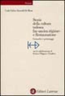 Tegliowinterrun.it Storia della cultura tedesca Image