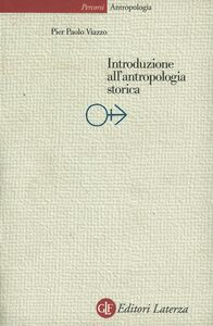 Libro Introduzione all'antropologia storica P. Paolo Viazzo