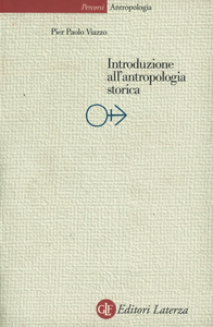 Libro Introduzione all'antropologia storica Pier Paolo Viazzo