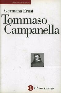 Libro Tommaso Campanella Germana Ernst