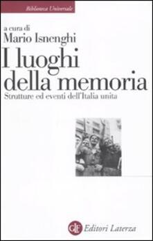 Daddyswing.es I luoghi della memoria. Strutture ed eventi dell'Italia unita Image
