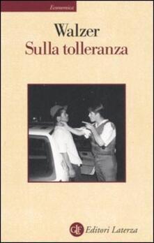Premioquesti.it Sulla tolleranza Image