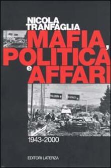 Steamcon.it Mafia, politica e affari. 1943-2000 Image