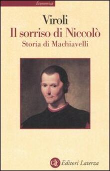 Il sorriso di Niccolò. Storia di Machiavelli.pdf