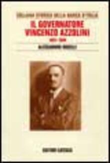 Cocktaillab.it Il governatore Vincenzo Azzolini. 1931-1944 Image