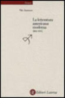 Camfeed.it La letteratura americana moderna 1861-1915 Image
