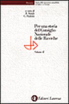Rallydeicolliscaligeri.it Per una storia del Consiglio Nazionale delle Ricerche. Vol. 2 Image