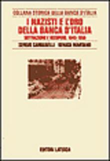 Lpgcsostenible.es I nazisti e l'oro della Banca d'Italia. Sottrazione e recupero 1943-1958 Image