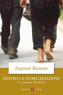 Ristorantezintonio.it Dentro la globalizzazione. Le conseguenze sulle persone Image