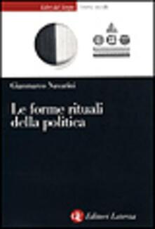 Ristorantezintonio.it Le forme rituali della politica Image