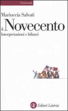 Il Novecento. Interpretazioni e bilanci.pdf