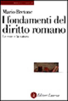 Voluntariadobaleares2014.es I fondamenti del diritto romano. Le cose e la natura Image