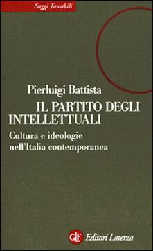 Il partito degli intellettuali. Cultura e ideologie nellItalia contemporanea.pdf