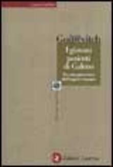 I giovani pazienti di Galeno. Studio per una patocenosi dellimpero romano.pdf
